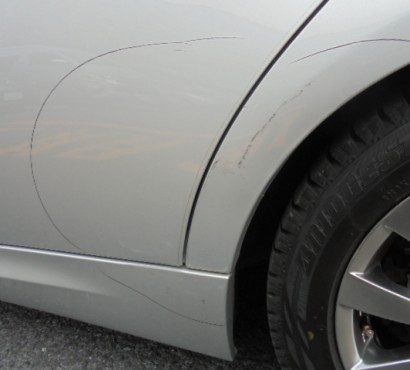 BMW 320 i ツーリング 修理