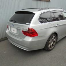 BMW 3 シリーズ 325i ツーリング バンパ修理