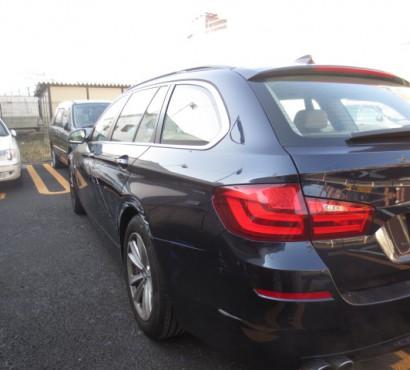 BMW 5シリーズ・ツーリング