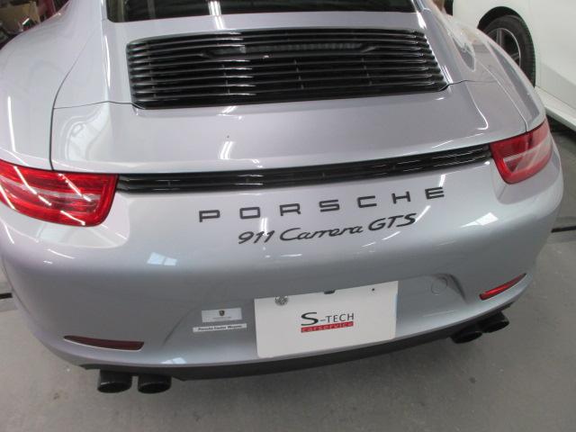 911カレラ GTS
