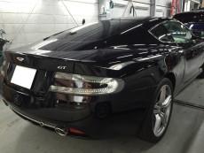アストンマーチン DB9 GT 修理