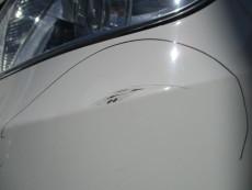 ベンツ E300 W212 修理
