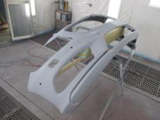 メルセデスベンツ A180 キズ修理