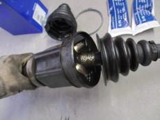 ボルボ V70 車検整備