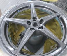 フェラーリ 458スパイダー キズ修理