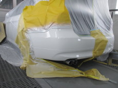BMW 323i キズ修理