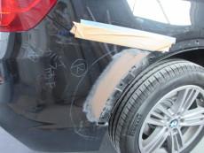 BMW X3 F25 キズ修理