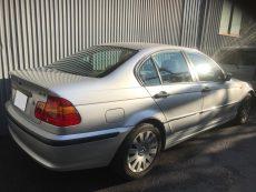 BMW 318i E46 板金塗装