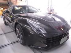 フェラーリ F12ベルリネッタ ホイール修理
