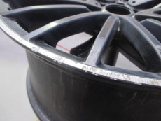 メルセデスベンツ GLS63 X166 ホイール修理