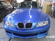 BMW,Z3,E36,傷,割れ,修理,エステック