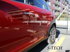 BMW,MNI,クロスオーバー,左リアドア,左リアオーバーフェンダー,板金,塗装,修理,交換,エステック