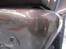 メルセデスベンツ,G550,W463,リアバンパー,キズ,修理,塗装,エステック