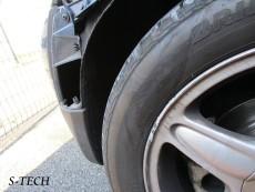 BMW,MINI,クーパー,R57,右クオータパネル,リアバンパー,タイヤ,ホイール,板金,塗装,修理,エステック