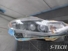 ヘッドライト,キズ,修理,くすみ修理