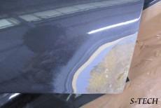 オーテックザカート,ステルビオ,ボンネット,フード,左ドア,キズ,変形,FRP,修理,塗装,エステック