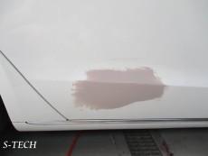 アウディ,S8,右リアバンパー,キズ,凹み,板金,塗装,修理,エステック