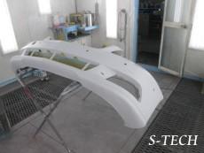 メルセデスベンツ,Sクラス,W221,フロントバンパー,キズ,割れ,パーツ,塗装,交換,修理,エステック