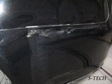 レクサス,LS460,左クオータパネル,リアバンパー,キズ,凹み,板金,塗装,修理,エステック