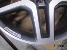 メルセデスベンツ,GLクラス,X166,純正,ホイール,キズ,修理,塗装,エステック