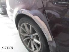 BMW,525i,E61,右クオータパネル,キズ,凹み,板金,塗装,エステック