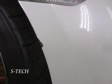 ニッサン,GTR,R35,フロントバンパー,キズ,修理,塗装,エステック